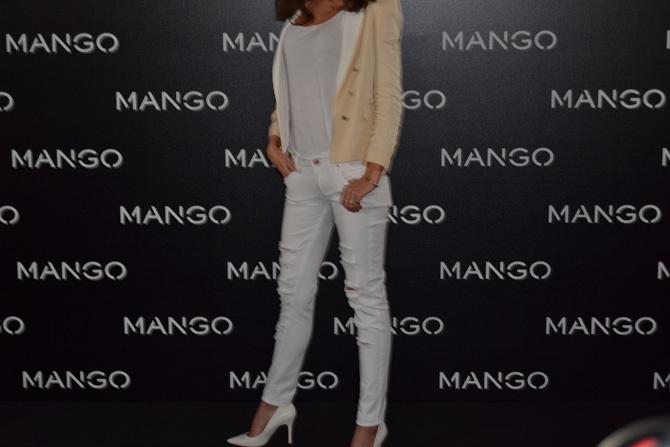 Foto de Miranda Kerr para Mango, rueda de prensa (7/16)