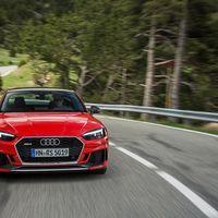 Los Audi RS4 Avant y RS5 se ponen a dieta con sus ediciones Carbon Edition