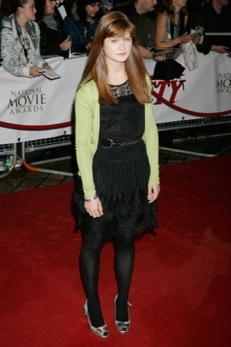 Bonnie Wright National Movie Awards