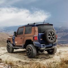 Foto 4 de 43 de la galería troller-tx4-el-rival-del-jeep-wrangler en Motorpasión México