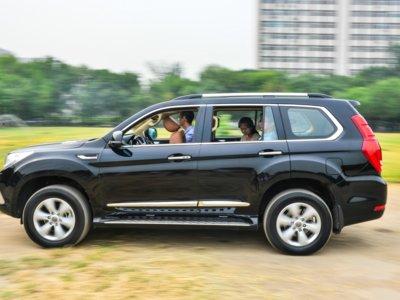Este coche chino se conduce con la mente