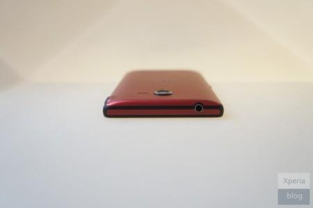 Sony Xperia ZL Rojo