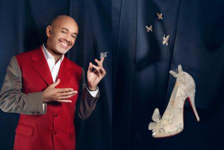 Christian Louboutin diseña un zapato de cuento