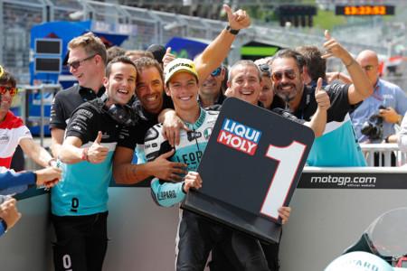 Joan Mir Austria 2016 Moto3