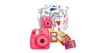 Instax Mini Family