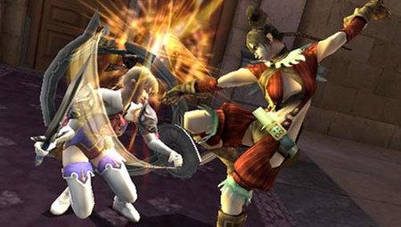 'Soul Calibur: Broken Destiny', ¿el límite de la potencia de PSP?