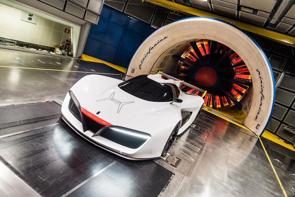 Pininfarina automobili eléctrico