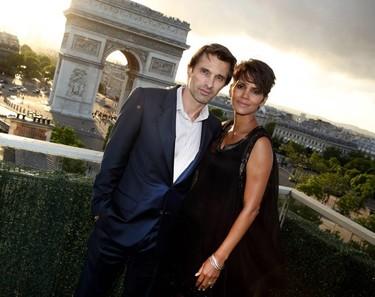 Ya sí que sí: Halle Berry y Olivier Martinez se dan el sí, quiero