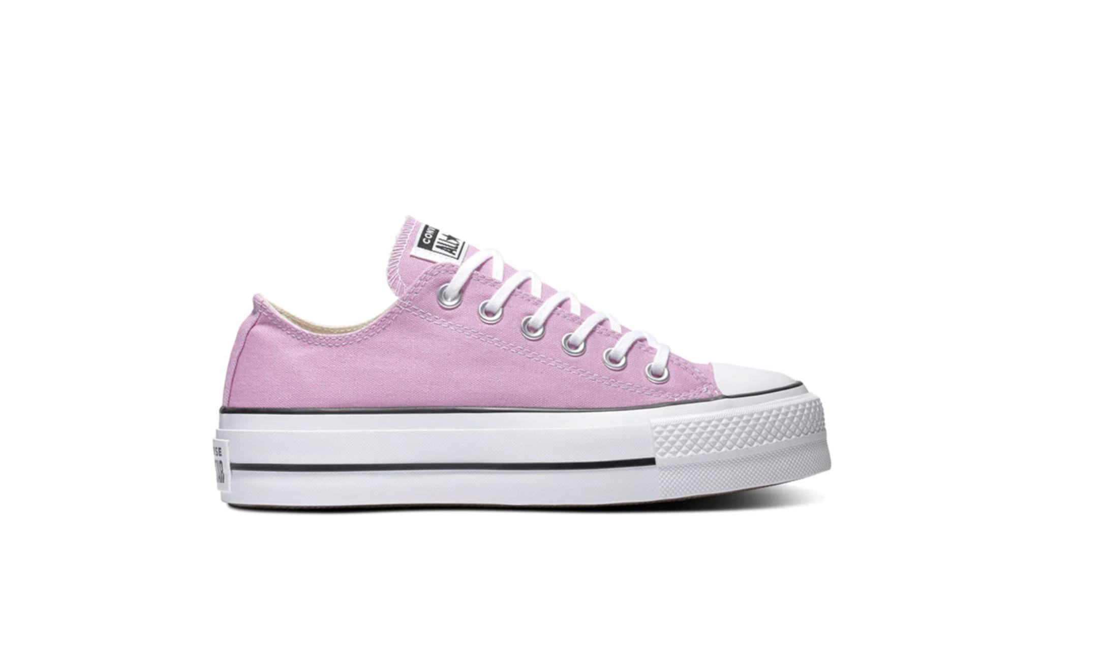Zapatillas casual de mujer Seasonal Color Converse