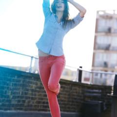 Foto 3 de 9 de la galería levi-s-curve-id-primavera-verano-2012-ahora-de-colores-y-tobilleros en Trendencias