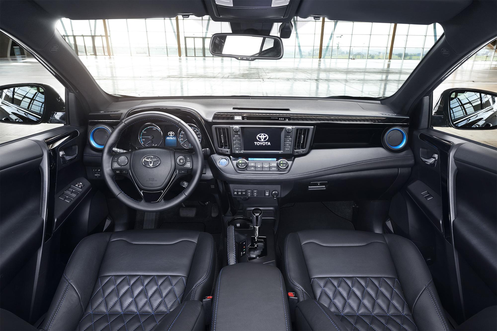 Foto de Toyota RAV4 Hybrid Sapphire (11/11)