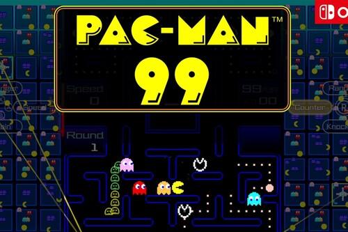 PAC-MAN 99: los mejores trucos y consejos esenciales para el Battle Royale de Nintendo Switch Online