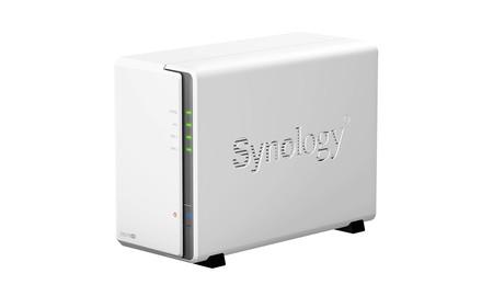 Synology DiskStation DS216SE, un servidor NAS de dos bahías que esta mañana sólo cuesta 119 euros en Mediamarkt