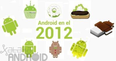 Android en 2012: Toca continuar la evolución