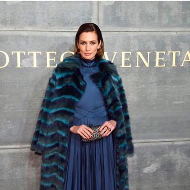 Nieves Álvarez ya marca la diferencia en la Semana de la Moda de Nueva York con este fabuloso look