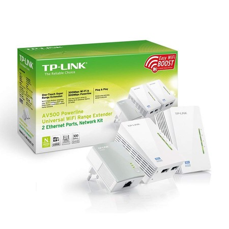 Tp Link Tl Wpa4220t Kit 2
