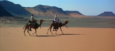 'Lawrence de Arabia', el viaje interior de Ulises