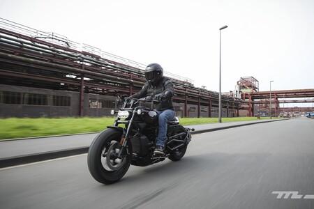 Harley Davidson Sportster S 2021 Prueba 016