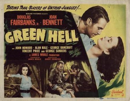 greenhell afiche