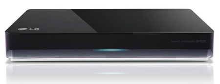 SP820 Smart TV Upgrade, la nueva caja inteligente de LG