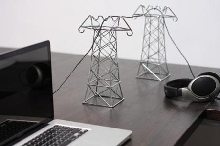 Torres eléctricas para tus cables