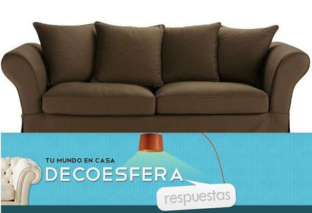 ¿Has pensado alguna vez en comprarte un sofá ecológico? La pregunta de la semana