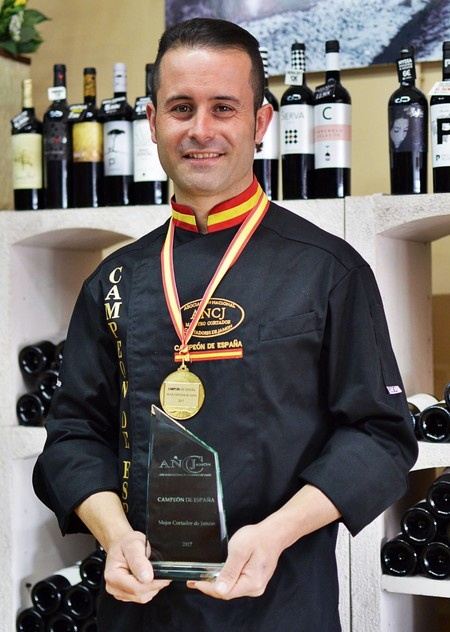 Campeon De Espana Cortadores Jamon
