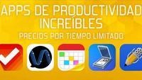 App Store estrena una nueva promoción: Apps de Productividad Increíbles
