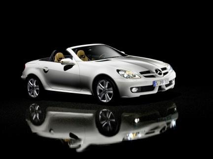 Nuevas imágenes de la nueva generación de Mercedes-Benz SLK