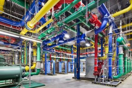 Cómo usa Google redes neuronales para ahorrar electricidad