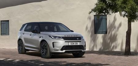 Land Rover Discovery Sport Range Rover Evoque 2021 031