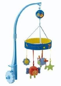 Complementos para la habitación del bebé (II): Juguetes
