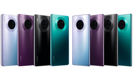 Nuevos Huawei Mate 30 y Huawei Mate 30 Pro: a plena potencia, plagados de cámaras y sin Google Play