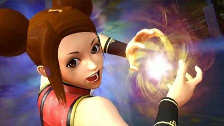 Mui Mui y Kukri se muestran The King of Fighters XIV con sus mejores movimientos