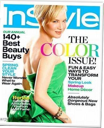 Renee Zellweger en In Style