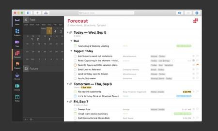 OmniFocus, la popular app para iOS y macOS, tendrá un modelo de suscripción y una versión web