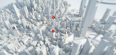 Mirror S Edge Catalyst Mapa Interactivo