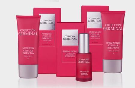 Germinal lanza su nueva línea de alta gama cosmética, cien por cien, Made in Spain