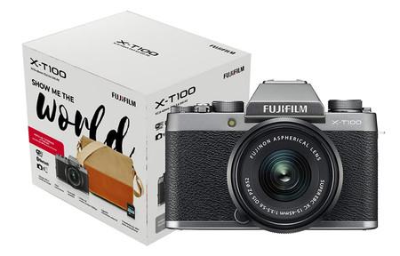 Fujifilm X T100 Pack