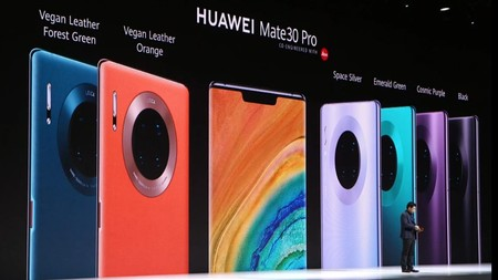 Huawei Mate 30 Pro Oficial Colores