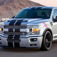 Ford Shelby F-150 vence al Ford Mustang Shelby GT500 en ventas y popularidad