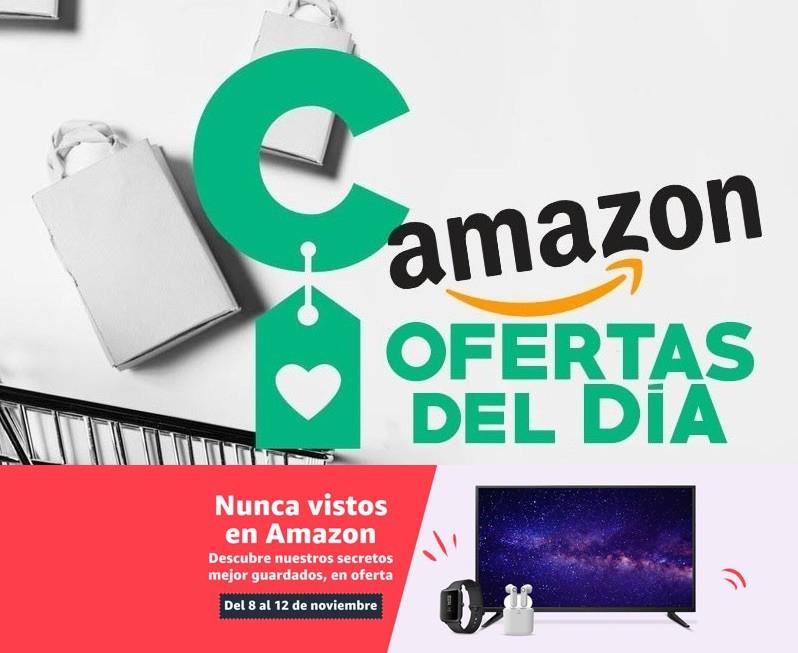 Más rebajas en smartphones, pequeño electrodmoméstico, smart TVs o vídeo vigilancia en los Nunca Vistos: las ofertas del día en Amazon