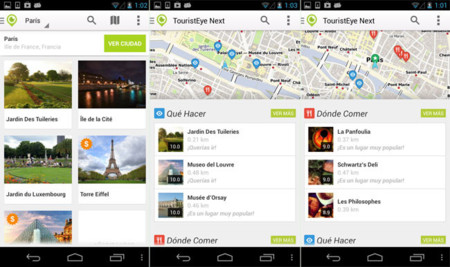 TouristEye Next: la aplicación de viajes vuelve a reinventarse