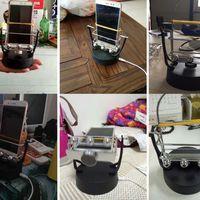 Así es el gadget que utilizan en China para falsificar los pasos del móvil y obtener descuentos en las aseguradoras por buena salud