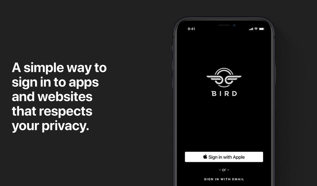 'Sign in with Apple': bueno para los usuarios y los desarrolladores, un dardo para Facebook y Google