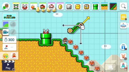 Super Mario Maker 2 Anunciado Para Switch 8 1550098173