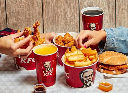 """KFC reconoce que nadie compra las opciones saludables de sus menús: """"Hemos fallado al lanzar productos que no esten fritos"""""""