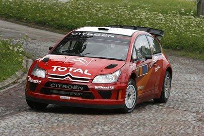Citroën C4 WRC, debut en París