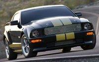 2007 Shelby Mustang GT, el tercero en discordia