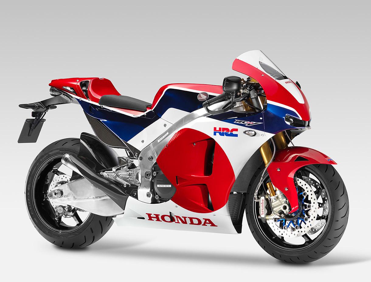 Foto de Honda RC213V-S, MotoGP para la calle (1/7)